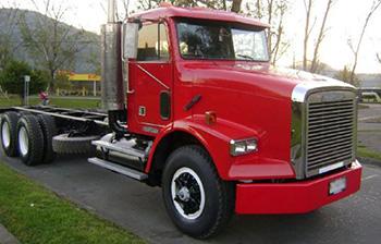 Camión Freightliner, foto referencial.