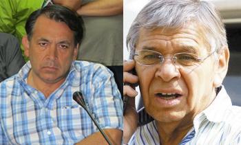 Carlos Richter y Luis Plaza