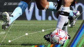 """CDF: Cómo se reparte el """"botín"""" más preciado del fútbol"""