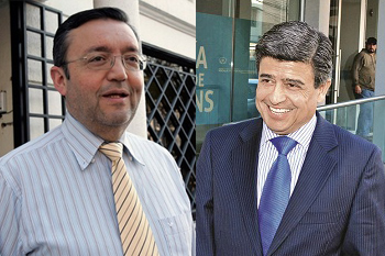 El oscuro negocio de prótesis dentales de Patricio Cordero y Juan Díaz en Concepción