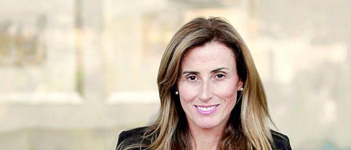 La ex diputada y actual ministra de Medio Ambiente Marcela Cubillos (UDI)