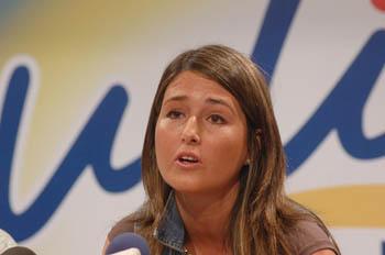 Diputada Claudia Nogueira