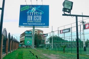 Espacio Don Oscar, en Maipú (Fuente: labatalla.cl)