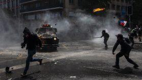 Violencia, derechos humanos y la salvación de la república
