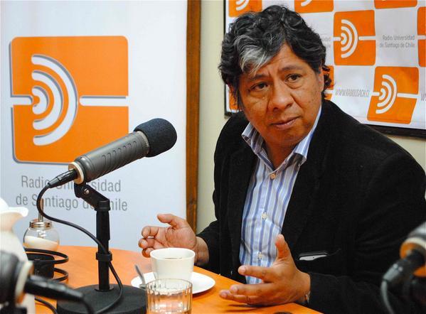 Eduardo Salas, secretario general del PRI