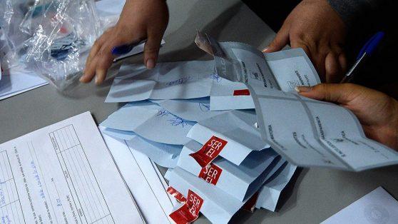 Elecciones peso a peso