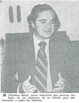Foto: La Segunda 12 de julio 1977.