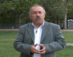 Eugenio Valenzuela, presidente de los sindicatos.