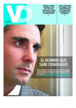 Portada de suplemento dominical del diario El Correo (España).