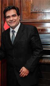 Fernando Barraza, director del SII.