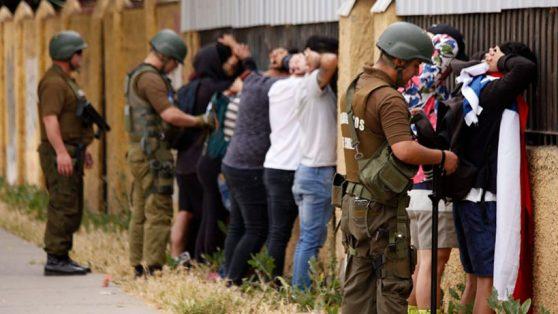 La zona gris de las audiencias de control de detención en el contexto del estallido social