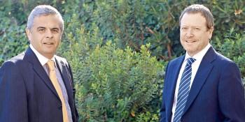 Ricardo Escobar y Jorge Bofill