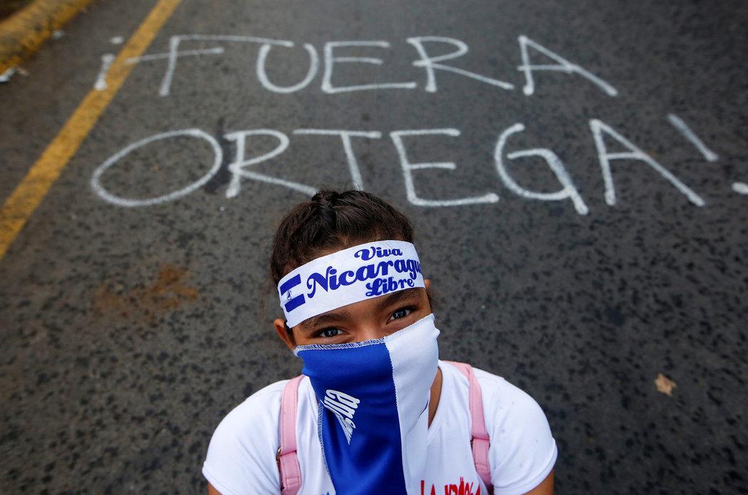 El gobierno nicaragüense siempre dijo que la calle era suya; ahora la está peleando y no parece que gane la pelea (Fuente: nytimes.com).
