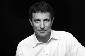 avid Remnick, director de The New Yorker. Foto: Brigitte Lacombe. Cortesía The New Yorker