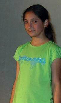 Yancarla Muñoz Díaz fallecida a los 16 años, el 30 de junio de 2012