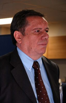 Guillermo Arenas, director del Registro Civil