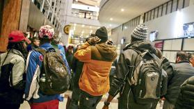 La aerolínea de Mongolia que disparó el aterrizaje de haitianos: en enero llegaron 5 mil