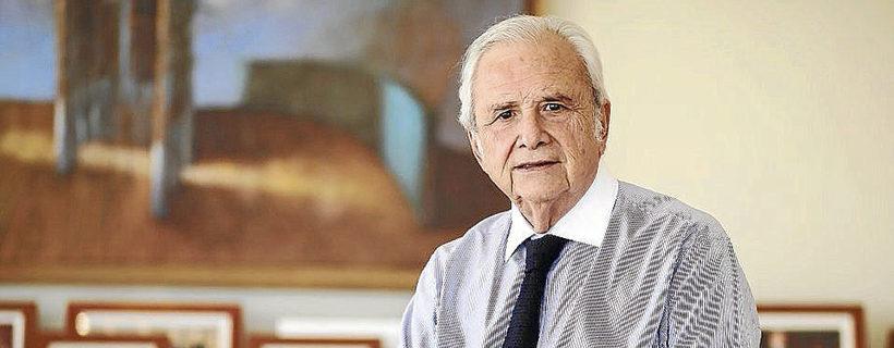 Herman Chadwick, ex presidente del directorio de la Universidad de Las Américas