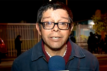 Hernán Olivi (Fuente: CHV)
