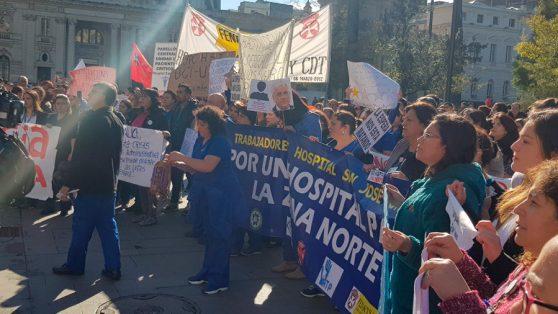 Por un Nuevo Pacto Social en Salud para Chile