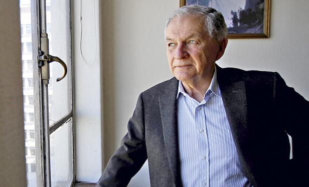 Humberto de la Maza, ex presidente del PRI