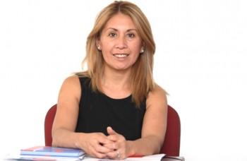 Rayen Inglés, ex directora del Senama (Fuente: senama.cl)