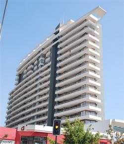 Edificio Emerald, construido por Paz Corp.