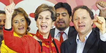 Isabel Allende, presidenta electa del PS.