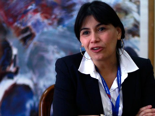 Ex Ministra de Justicia, Javiera Blanco
