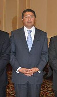 Subprefecto José Gutiérrez, Jefe de la BRIDEC