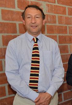 José Miguel Urrutia, alcalde de Machalí