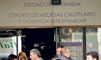 Resultado de imagen para tribunales de familia chile