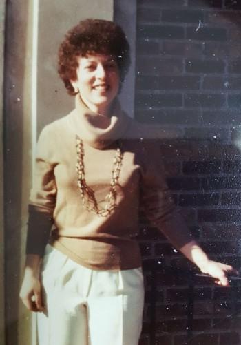 Terry Karl en 1980. (Cortesía deTerry Karl)