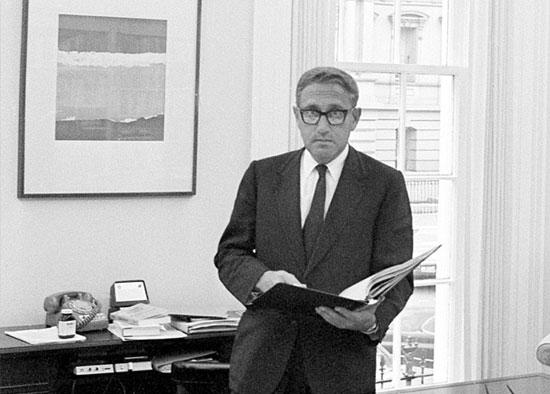 Desclasifican nuevas conversaciones entre Nixon y Kissinger para derrocar a Allende
