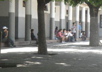 Liceo Polivalente Arturo Pérez Canto, de Recoleta