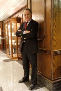 Luis Felipe Moncada, ex presidente de Asipes
