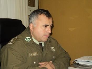 Marcelo Teuber, general (r) de Carabineros