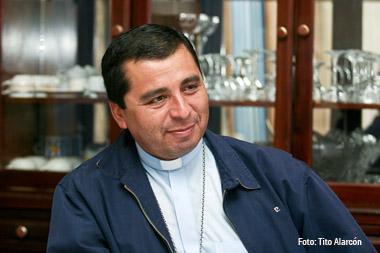 Ex obispo de Iquique Marcos Órdenes