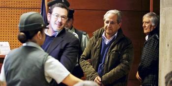 Luis Eugenio Díaz, Héctor Zúñiga y Ángel Maulén