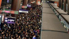 Crisis del Metro: la cadena de errores que provocó la inédita secuencia de graves averías