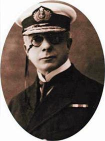 Vicealmirante Luis Gómez Carreño