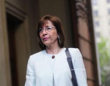 Nivia Palma, ex ministra de Bienes Nacionales