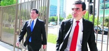 Pablo Norambuena y Carlos Gajardo