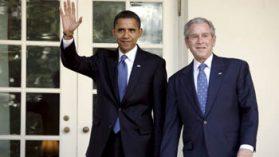 El fin de la era Bush: Una tragedia histórica