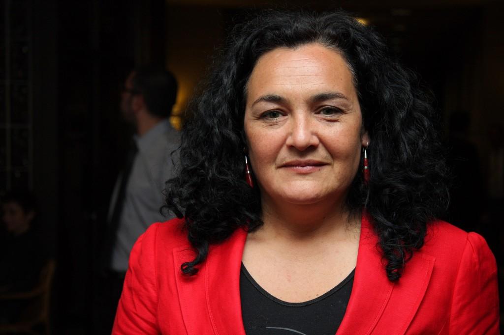 Clemira Pacheco, diputada PS