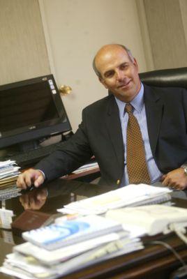 Pablo Cisternas, gerente general de TATA