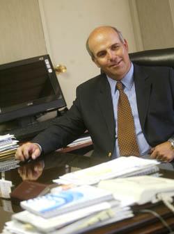 Pablo Cisternas, ex gerente general de TATA