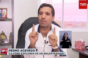Pedro Acevedo (Fuente: 24horas)
