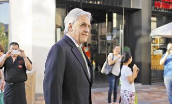 Sebastián Piñera