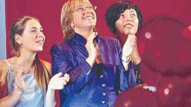 Quiénes fueron los casi mil donantes públicos de la campaña de Bachelet